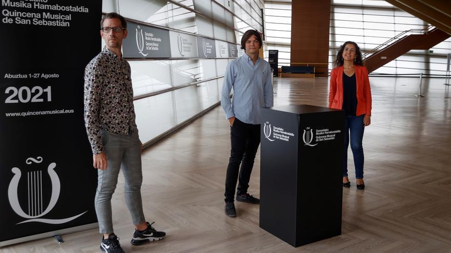 Tetraphilla Ensemble pondrá música a la vida de Loyola en la Quincena Andante