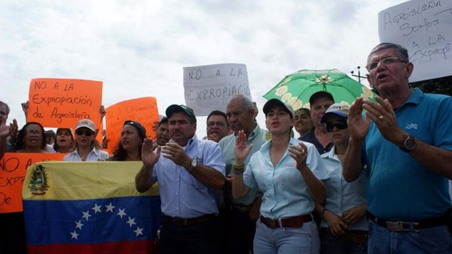 De las protestas en AgroIsleña #10