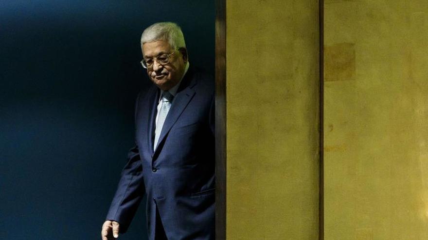 """Abás dice que """"disolverá pronto"""" el Parlamento palestino"""