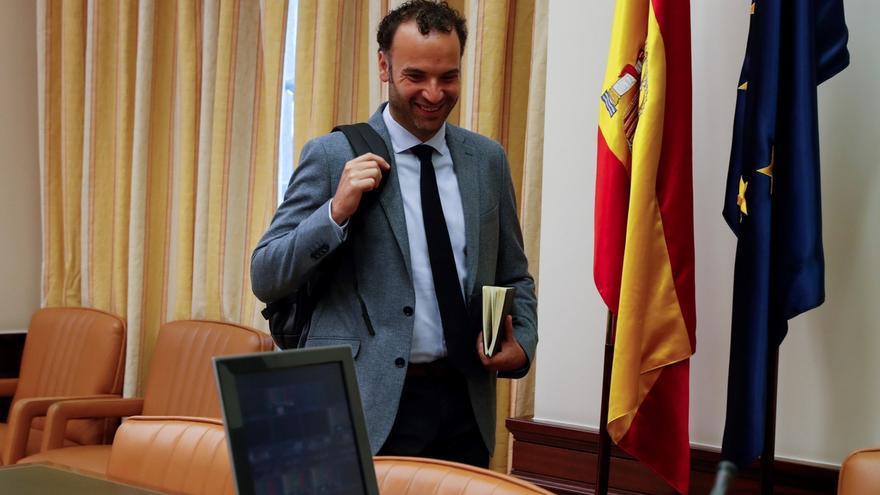 El director del CIDOB (Barcelona Centre for International Affairs), Pol Morillas.