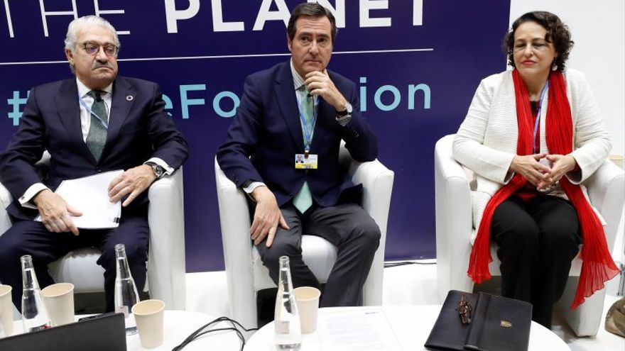 Garamendi (CEOE) pide más inversión pública para afrontar la transición ecológica