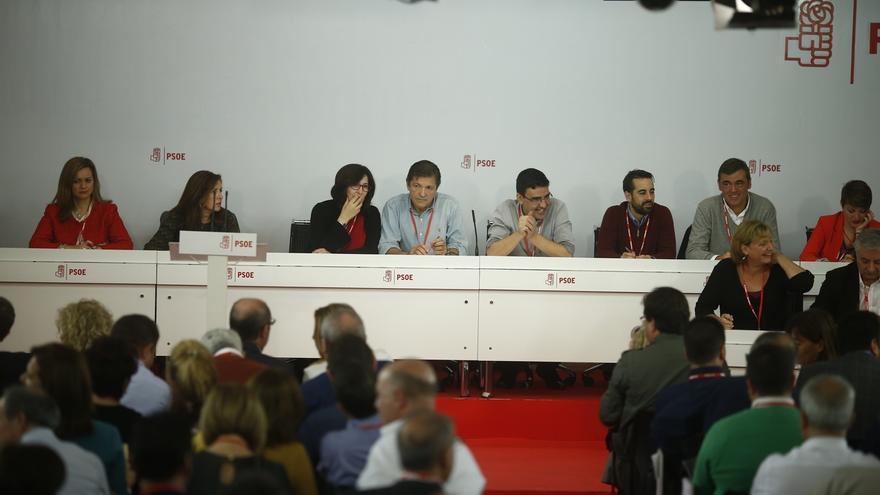 El PSOE pondrá mañana fecha a su Congreso en un Comité Federal dividido y pendiente de los posibles candidatos