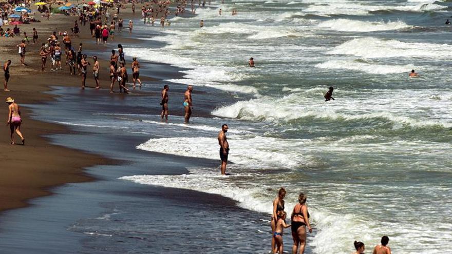 La Aemet prevé un ascenso de las temperaturas en Canarias