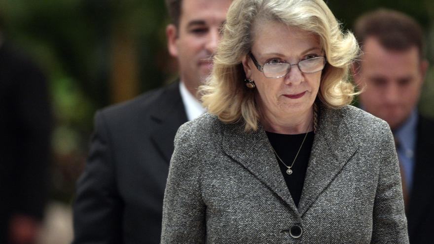 """La embajadora de EE.UU. considera """"necesario"""" vigilar los comicios de Nicaragua"""