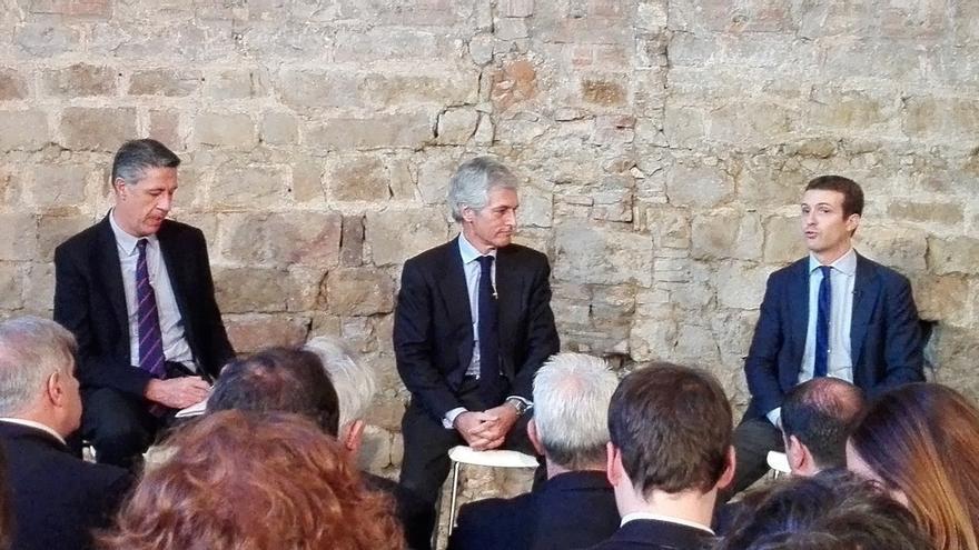 Suárez afirma que su padre no se saltó leyes hacia la democracia aun siendo franquistas