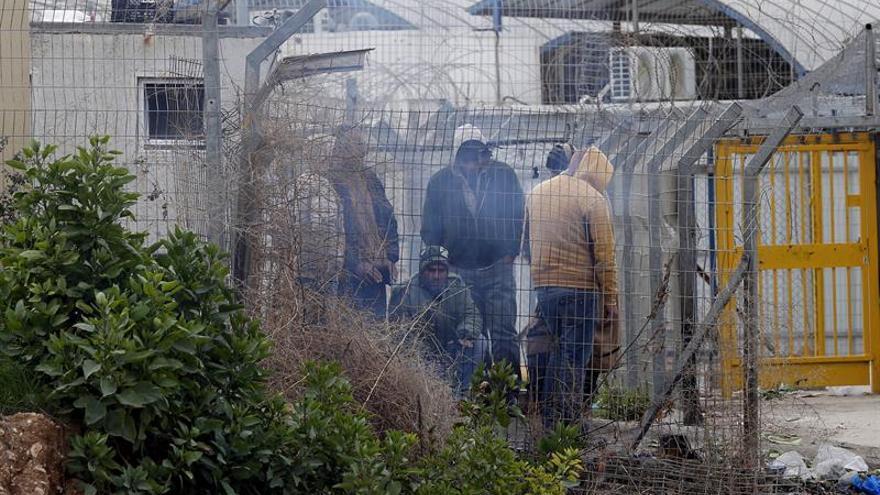 Un palestino muere tiroteado tras intentar apuñalar a un soldado israelí en Hebrón