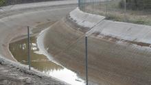 En el mes de marzo con más lluvias en Murcia desde 1960, el Tajo trasvasará aún más agua