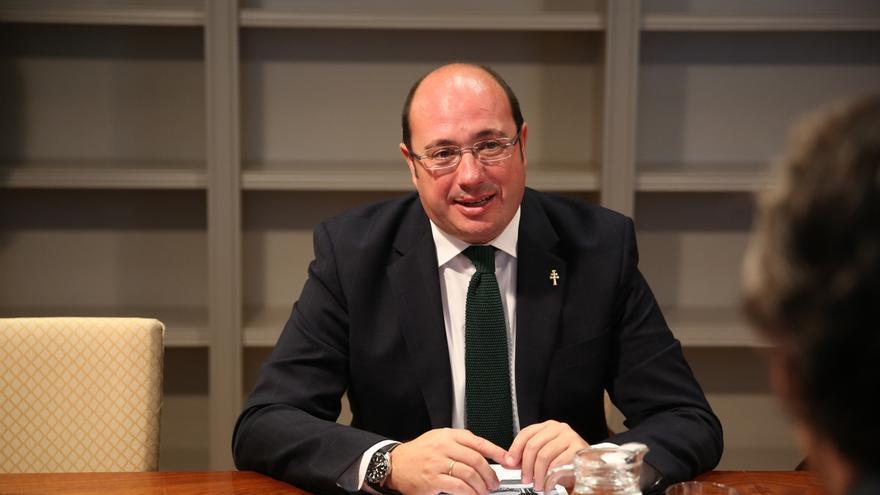 """Murcia ve """"aceptable"""" un objetivo de déficit del 0,5% para las CCAA, pero, más importante, que sea por acuerdo"""