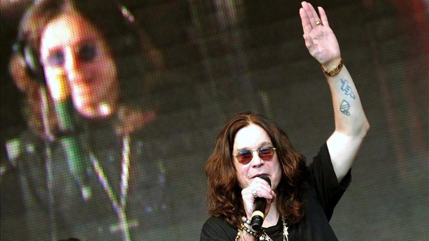 Black Sabbath triunfa con tres galardones en los premios del rock clásico