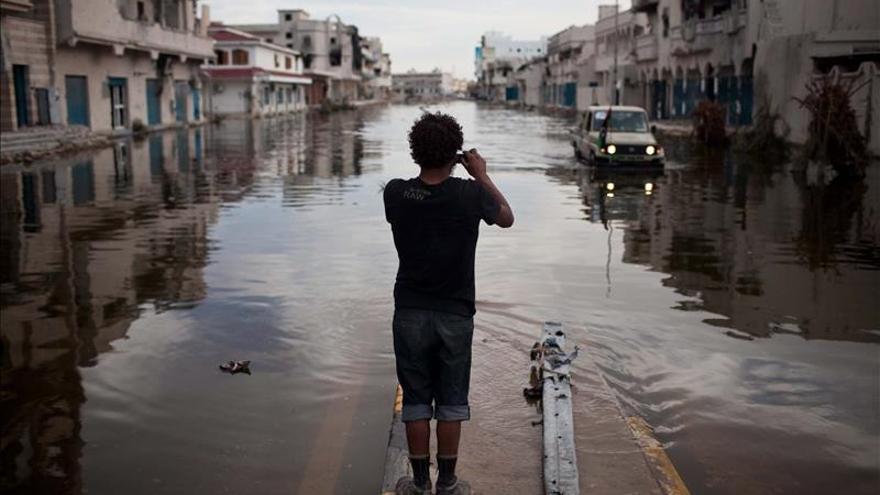 La CE otorga 6,6 millones de euros para asistir a la población libia