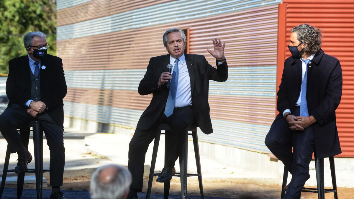 El presidente Alberto Fernández decidió prorrogar el DNU existente hasta el 25 de junio