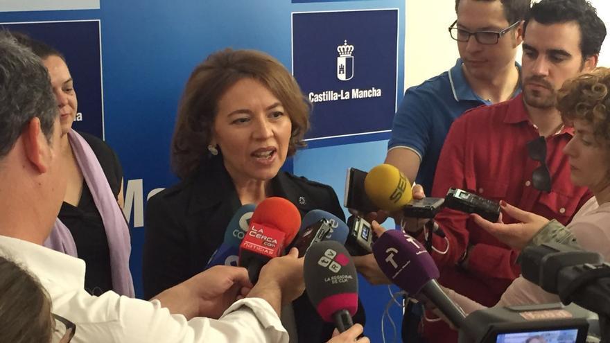 Aurelia Sánchez, hoy en Albacete