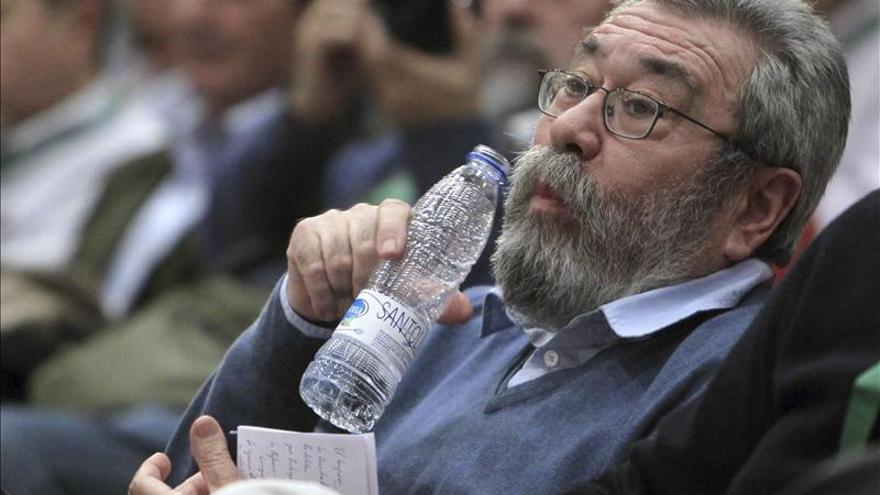 """Méndez cree que Rajoy quiere dar un """"golpe de timón"""" con la reforma fiscal"""