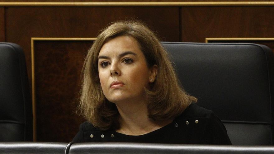 """Santamaría dice que el """"telonero"""" Antonio Hernando, al defender a Sánchez, ha acabado dándole """"la estocada"""""""