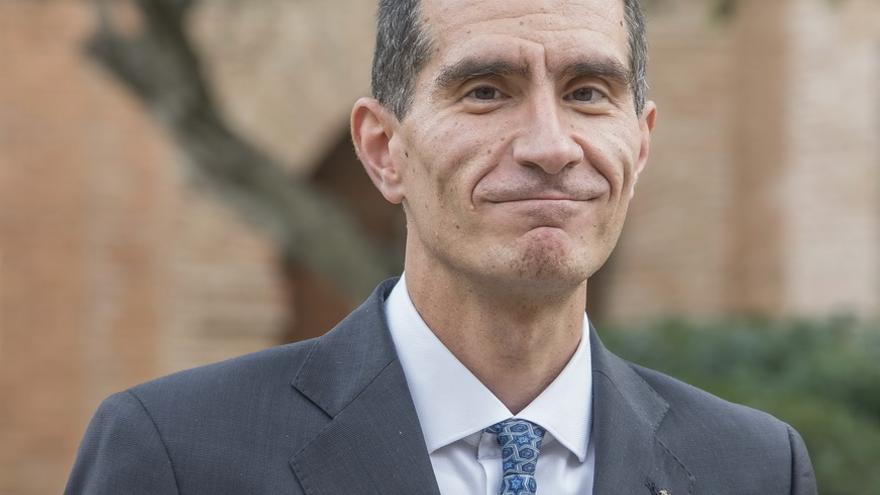José Santiago Fernández, vicerrector de Coordinación y Comunicación de la UAH