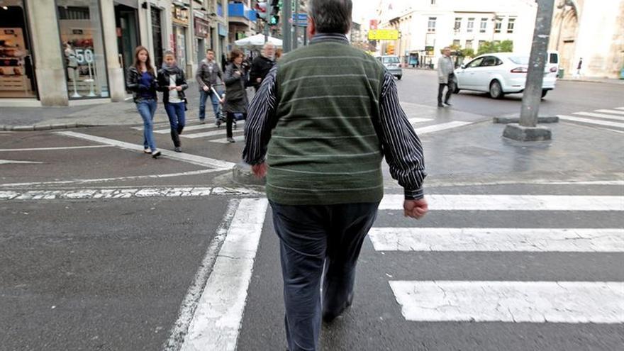 Más de la mitad de las personas obesas en España son