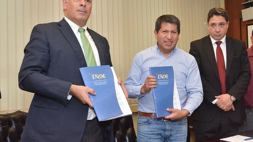 Bolivia paga a Iberdrola 34 millones de dólares por nacionalización