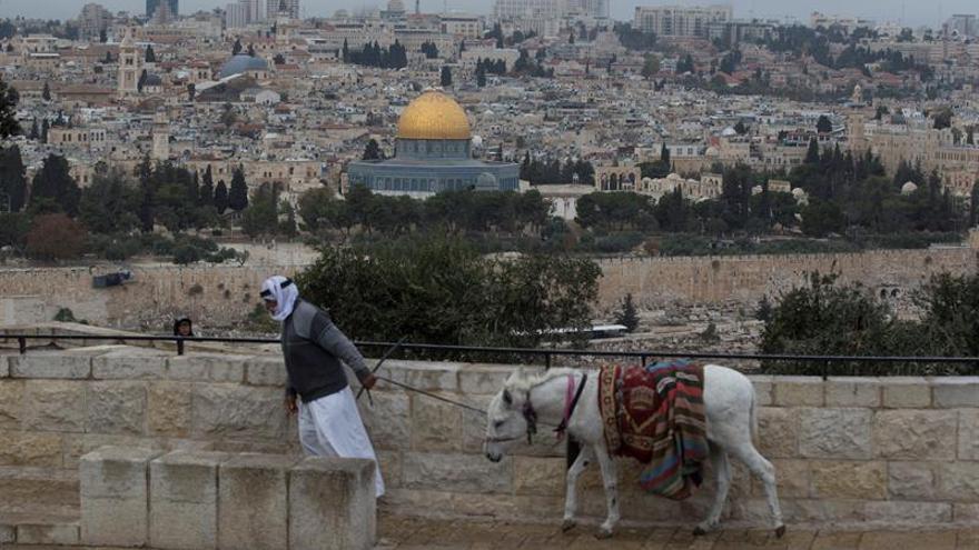 Israel se prepara para la violencia tras el reconocimiento de EEUU a Jerusalén