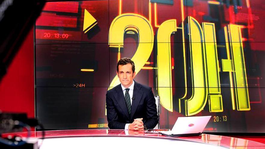 TVE anuncia el cese de Álvaro Zancajo como director del Canal 24 Horas