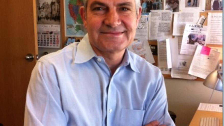 El periodista Antonio Caño.