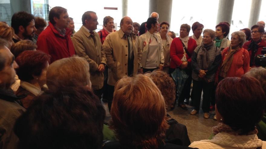 """Una media de 40 personas se dan cita a diario en el programa """"Red de Caminantes"""" del área de Salud y Consumo de Bilbao"""