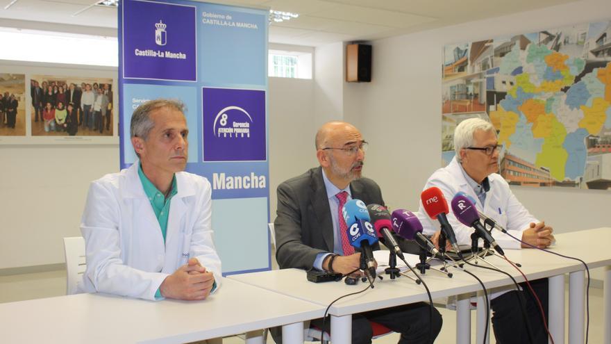 Responsables de Salud Pública de la Junta de Castilla-La Mancha / JCCM