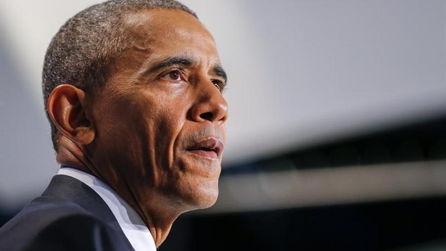 "Obama califica la prueba nuclear en Corea del Norte como una ""grave amenaza"""