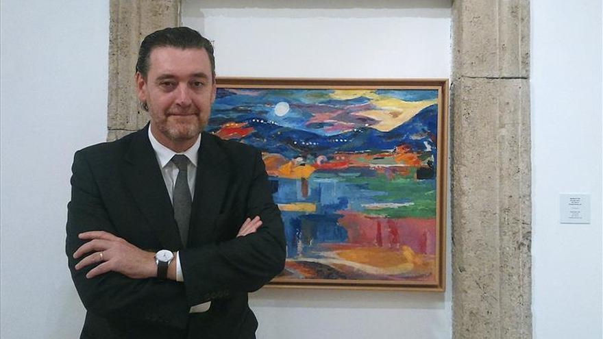 """Zugaza admira el valor de las """"pequeñas historias"""" del mundo del arte en Roma"""