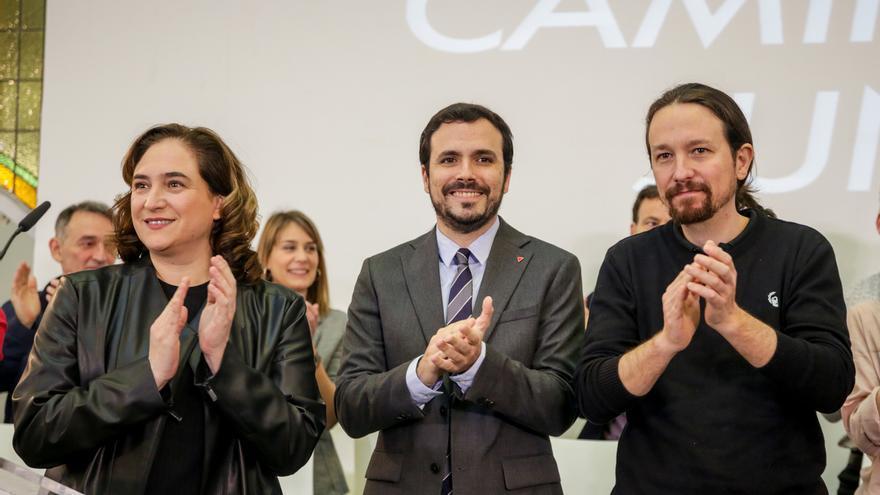 Pablo Iglesias dice que la imagen de unidad del Gobierno ha salido reforzada y da las gracias a Sánchez