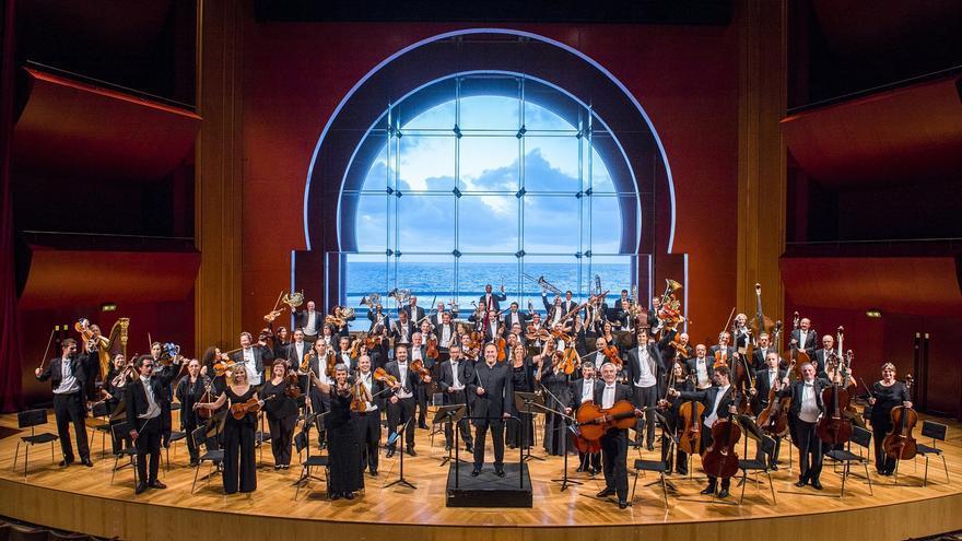 La Orquesta Filarmónica de Gran Canaria regresa el próximo fin de semana con tres conciertos