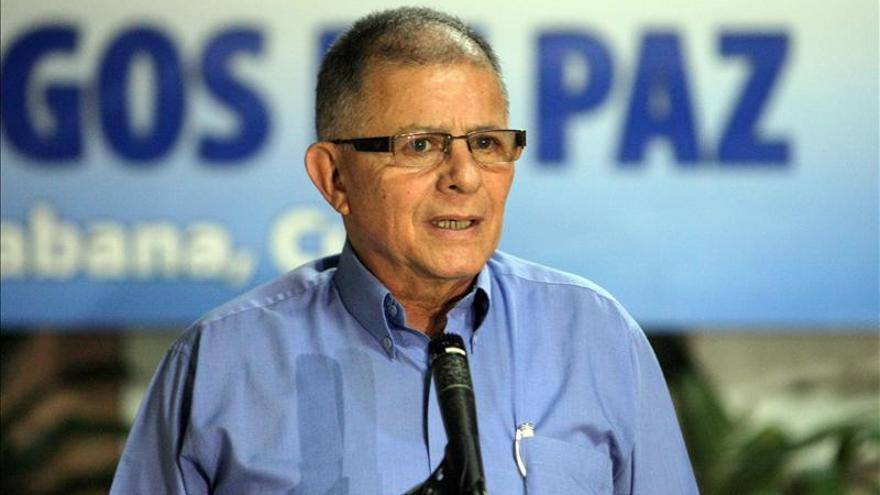 Las FARC dicen que primera fase de plan de desminado será de carácter humanitario