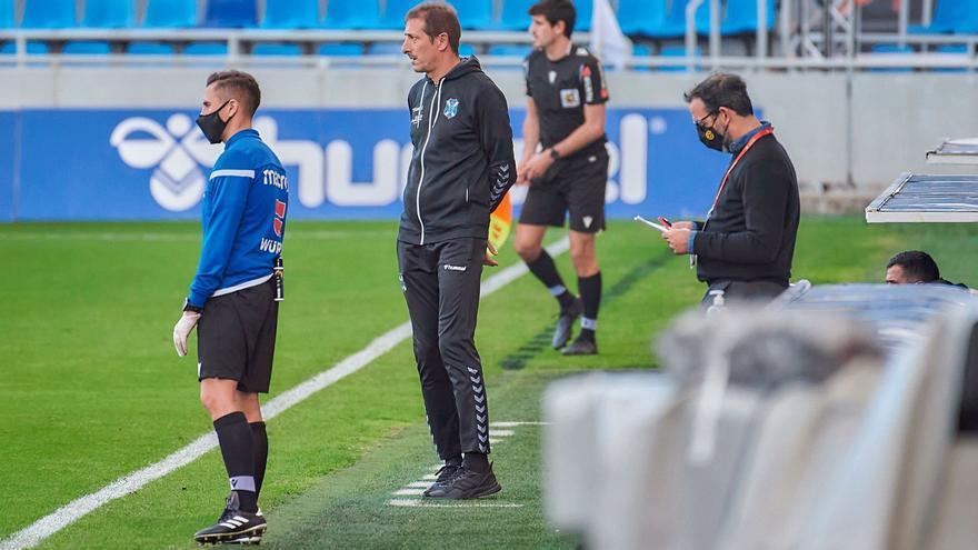 """Ramis: """"Nuestra actitud ha sido de equipo de Primera División"""""""