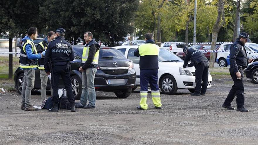 Muere una mujer degollada por su pareja en Fuenlabrada (Madrid)