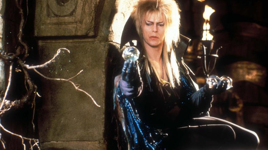 David Bowie en 'Dentro del laberinto' (1986)