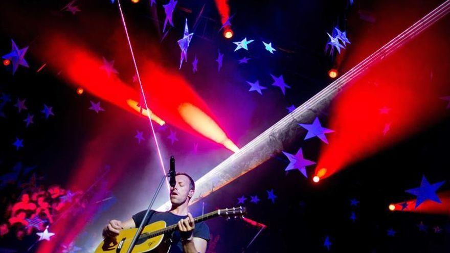 Coldplay anuncia nuevo disco, con Beyoncé y Noel Gallagher de invitados