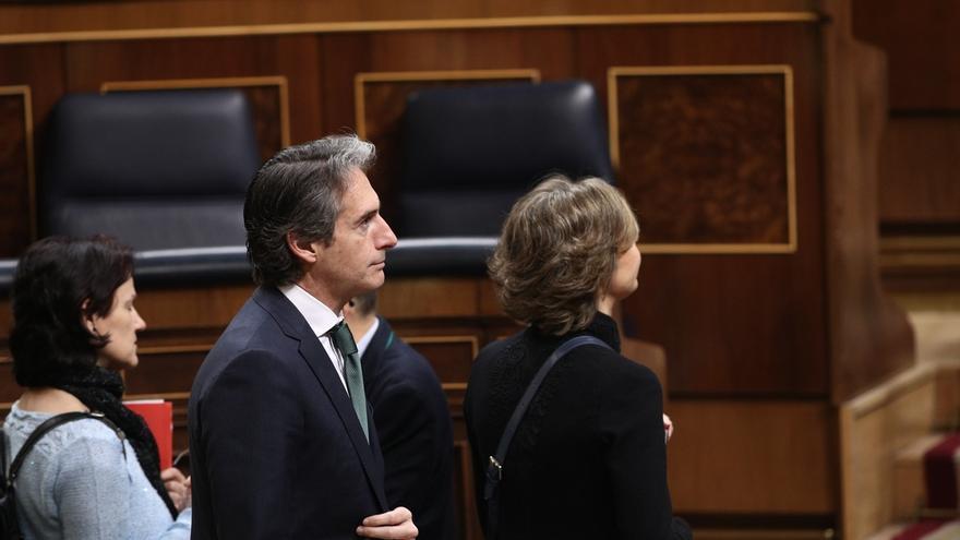 """El Gobierno, convencido de que mañana """"sacará adelante"""" en el Congreso el decreto ley de los estibadores"""