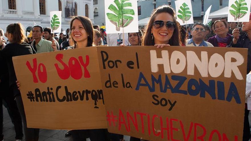 El Estado ecuatoriano iniciará acciones de repetición por pago a Chevron