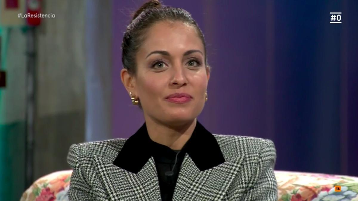 Hiba Abouk, en 'La Resistencia'