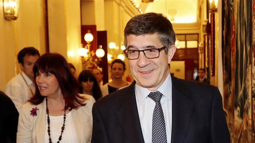 Patxi López volverá a encabezar la lista del PSE por Bizkaia