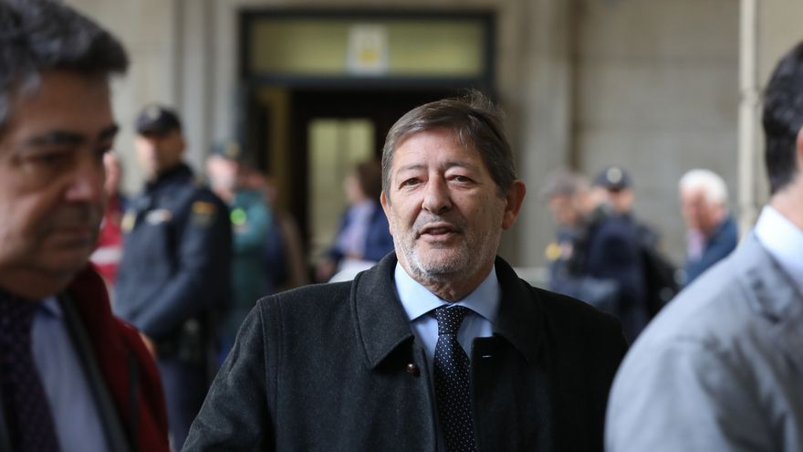 Fernández, Guerrero y Serrano, condenados a prisión por los ERE, excluidos de dos piezas separadas