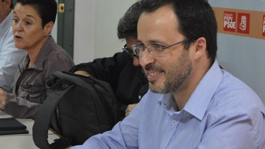 El diputado alicantino del PSOE en el Congreso Julián López