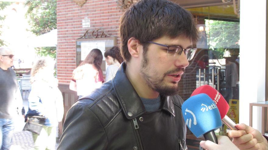 """Elkarrekin Podemos pide """"una gran reflexión"""" a Urkullu porque """"está en minoría"""" y """"el PP está desapareciendo en Euskadi"""""""
