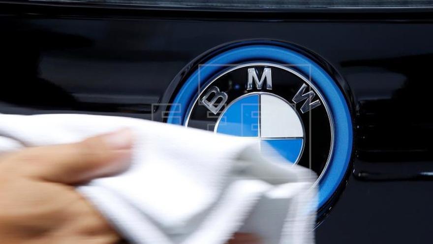La fiscalía alemana investiga a BMW por posible manipulación de emisiones