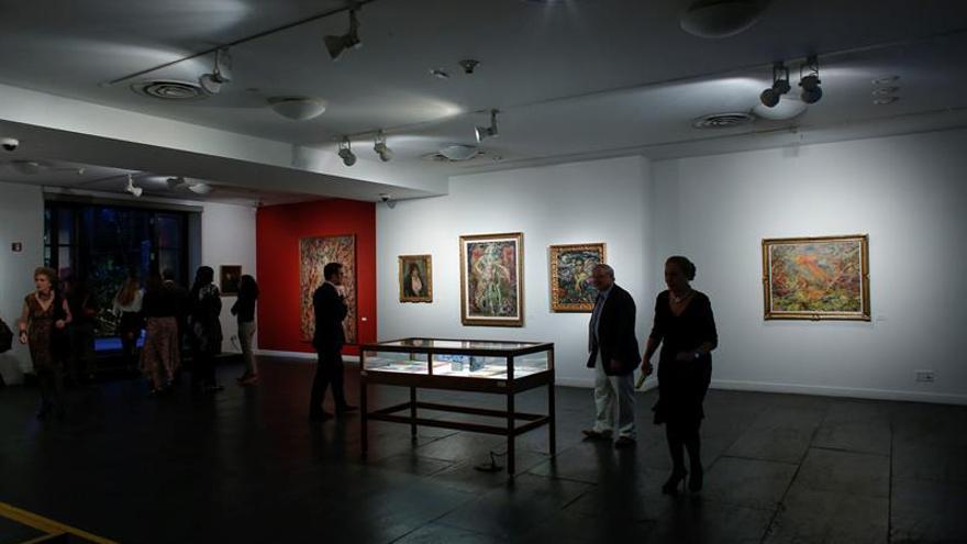 """El """"Romancero Gitano"""" de Lorca salta de la poesía a los lienzos en Nueva York"""
