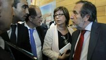 Una nueva bronca en la Asamblea de Madrid deja cinco diputados del PSM expulsados