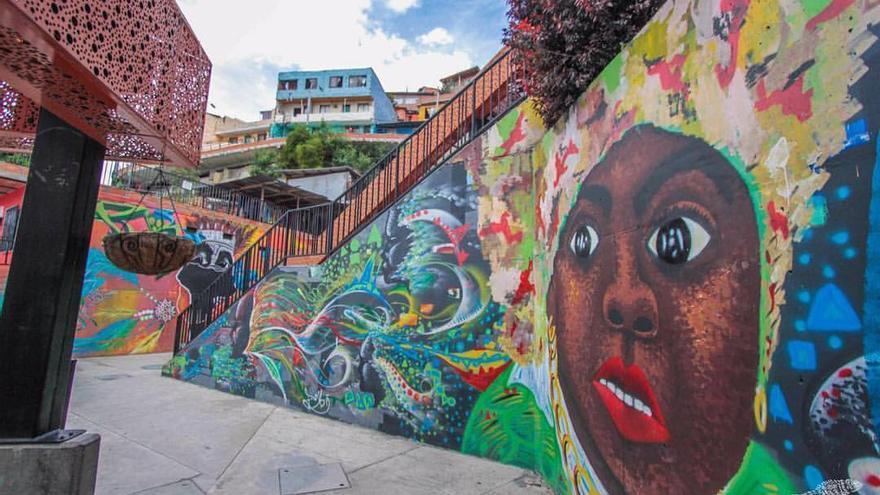 El graffitour