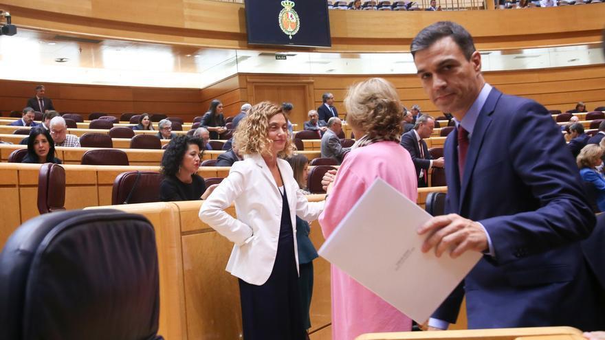 Pedro Sánchez pasa al contraataque con el PP por la tesis de Cosidó