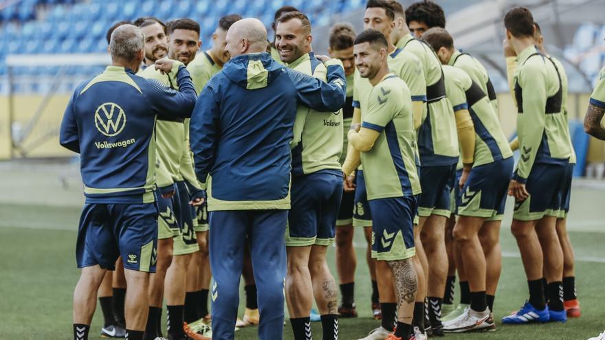 La UD Las Palmas se marca el objetivo de ganar en casa del colista