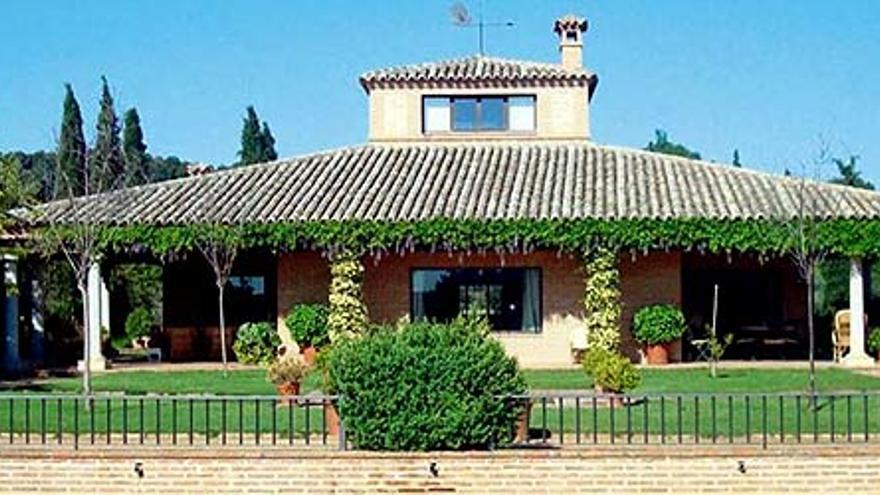 Cigarral de la Ermita, vivienda de Cospedal en Toledo / Foto: Knight Frank