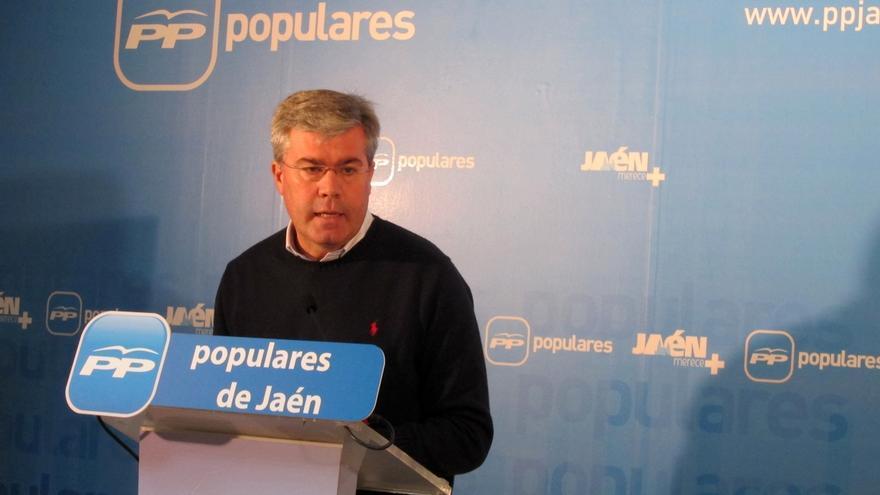 El 95,21% de los militantes del PP respalda la candidatura de Fernández de Moya a la Alcaldía de la capital